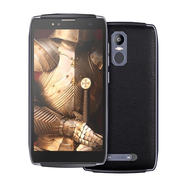 Original Boss Luxury phone Uhans U300 Waterproof Mobile Phone 5.5'' FHD 4GB RAM MTK6750T Octa-Core Shock Resistant Cell Phone