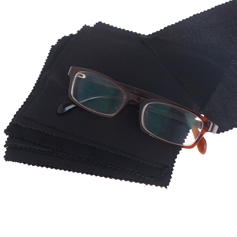 Camera Lens,Sunglasses 10 Pack Microfiber Cleaning Cloths,Microfibre Screen Cleaning Cloth Glasses Cleaning Cloth,Cleaning Cloths,Screen Glass Wipe Cloths,Screen Cleaners for All Type of Screens
