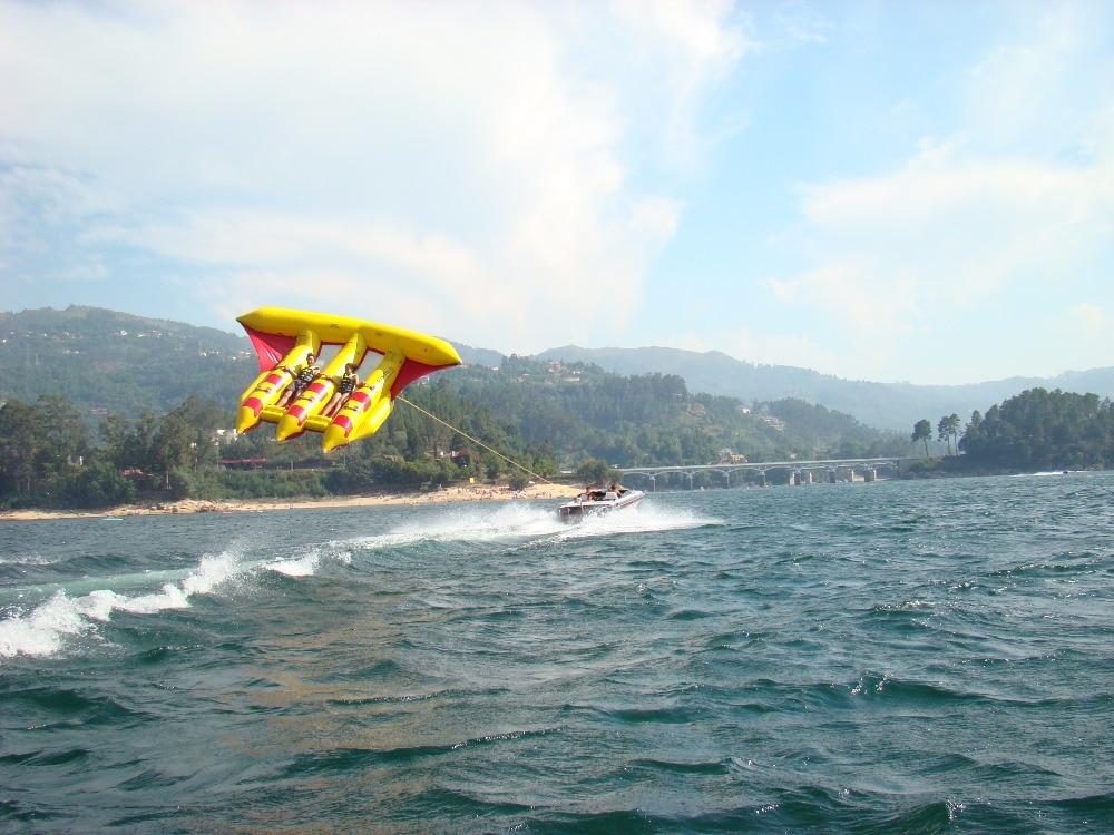 Felfújható vízi játékok Flyfish - Szórakozás