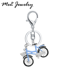 Pretty Crystal Keychains Beautiful Bag Pendant Key ring Key chains Christmas Gift Jewelry Free Shipping