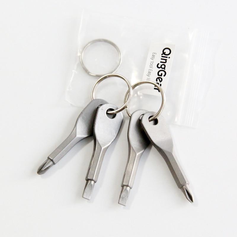 """""""EDC Travel"""" įrankis, 2 vnt. / Partija, apima atsuktuvus su - Rankiniai įrankiai - Nuotrauka 2"""