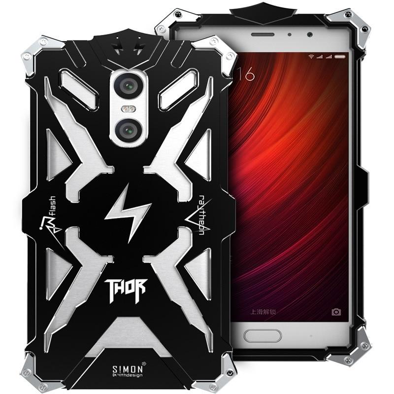 Nueva llegada de lujo de metal de aluminio para Xiaomi Redmi note 4 - Accesorios y repuestos para celulares - foto 3