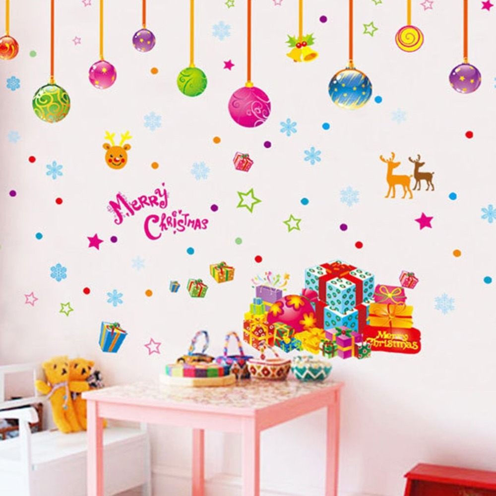 Diy Colorful Rooms: Large Size Waterproof DIY Colorful Removable Wall Stickers