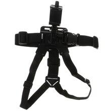 2020 téléphone portable poitrine montage harnais sangle étui à téléphone pince Action caméra pour Samsung iPhone Plus sangles réglables