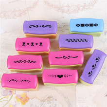 9 Styles Lace Edge Border Embossing Device Hole Punch For DIY Handmade Crafts Scrapbooking Gift Card Party Wedding Decoration