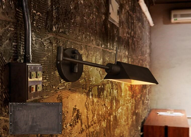 Woonkamer Naast Slaapkamer : Amerikaanse industriële woonkamer slaapkamer naast licht loft