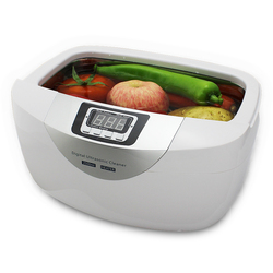 Vegetable Washers Ultrasonic cleaning machine household washing glasses fruit and vegetable watch jewelry dental cleanin
