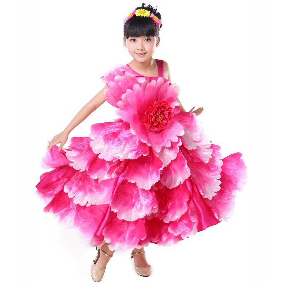 620430ef0 Detail Feedback Questions about Children Flamenco Dance Costume ...