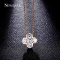 """""""Newbark"""": ожерелье, дизайн  классический крест, 5 шт.,18 К розовое золото"""