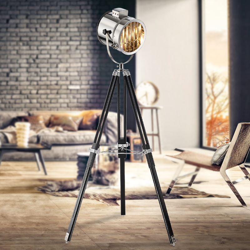 Modern floor lamp tripod standing lamp living room abajur modern floor lamp tripod standing lamp living room abajur photography light projector searchlight light fixture in floor lamps from lights lighting on aloadofball Images