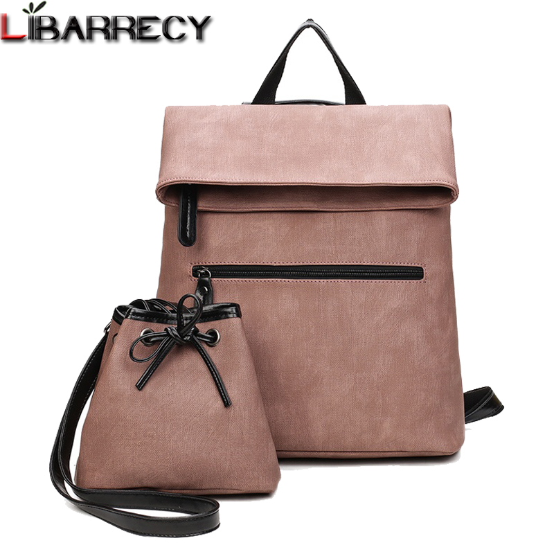 Brand Leather Women Backpack Large Capacity Travel Backpacks Simple Shoulder Bags for Girls Fashion Fanny Pack Mochilas MujerBrand Leather Women Backpack Large Capacity Travel Backpacks Simple Shoulder Bags for Girls Fashion Fanny Pack Mochilas Mujer