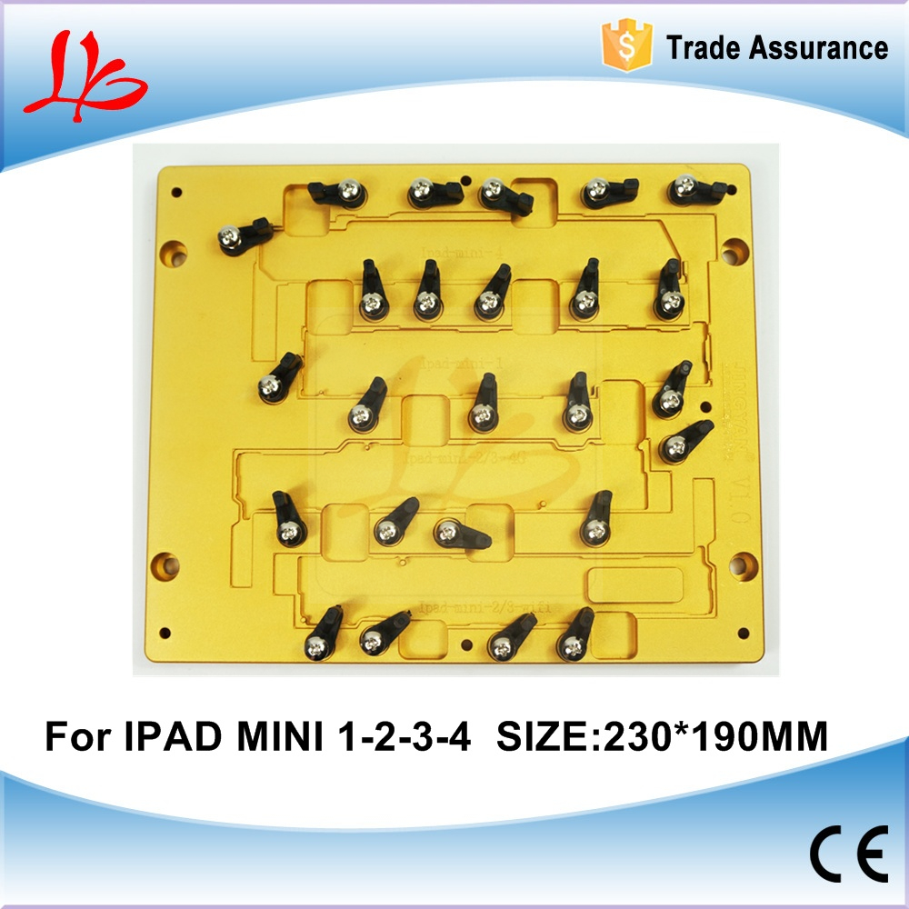 CNC IC router Mould Polishing Mold for mini ipad 4, IC router part