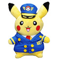 27Cm Pikachu Plush Toys Children Cute  Cosplay Cartoon Monster Anime Kids Toy Stuffed Plush Doll Children Christmas Gift TL0024