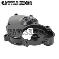 Aluminum Engine Crankcase Starter Cover with Gasket For Kawasaki Ninja ZX6R ZX 6R ZX600 2009 2010 2011 Engine Starter Cover