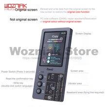 QIANLI iCopy Plus LCD Bildschirm lichtempfindliche Reparatur Instrument Für 7 7p 8 8p x s XR xsmax Batterie photometer