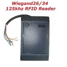 Waterproof Wiegand 26 / 34 Proximity 125KHz WG26/ WG34 Smart