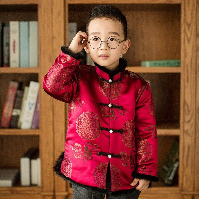 Enfant chine robe de la dynastie Tang chinois vêtements traditionnels costume pantalon pour enfants garçon fille vêtements