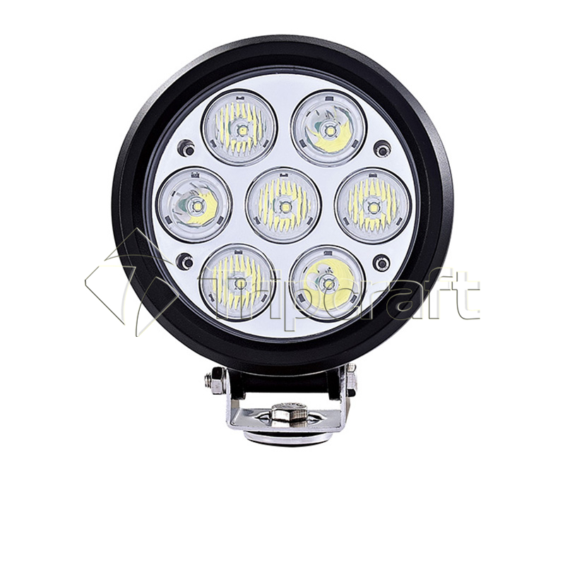 HOT SALE 7inch 70W LED Work Light spot Flood Fog offroad ATV 4x4 Driving Lamp for Motorcycle Tractor Truck Trailer SUV Boat 4WD 7inch 45w led cannon lights round spot driving spotlight work lamp with focused beam for suv 4wd off road truck suv atv offroad