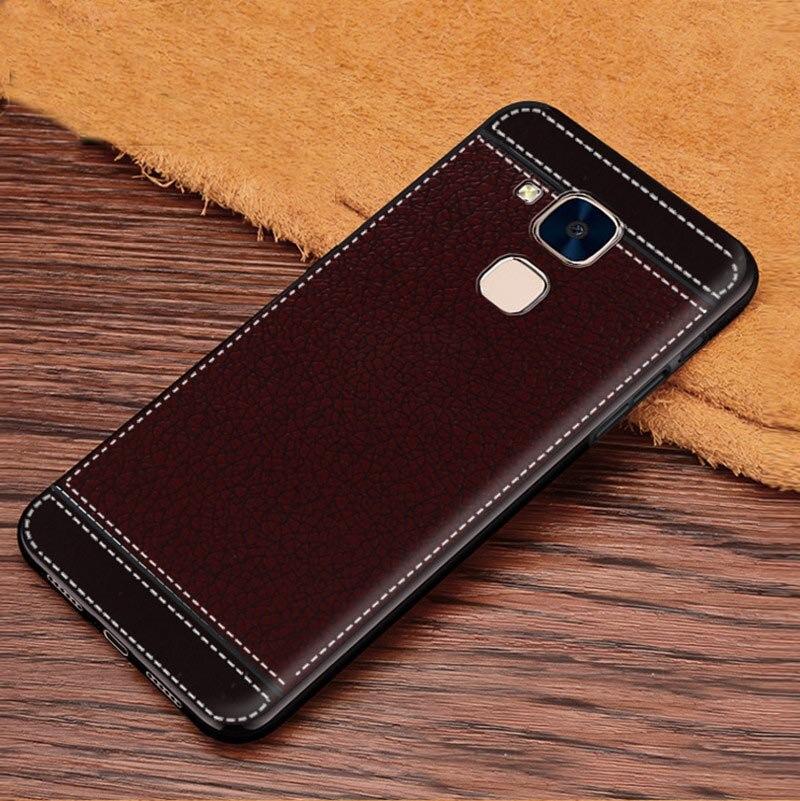 best authentic f31ac b7ae4 GT3 NEM-L31 Case Luxury PU Leather Texture Back Cover Case For Huawei Honor  5C NEM-TL00H NEM-UL10 NEM-L22 NMO-L23 NEM-L51