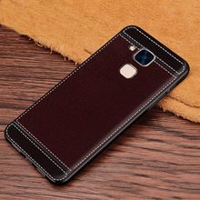 GT3 NEM-L31 Case Luxury PU Leather Texture Cover Quay Lại Case Đối Với Huawei Honor 5C NEM-TL00H NEM-UL10 NEM-L22 NMO-L23 NEM-L51(China)