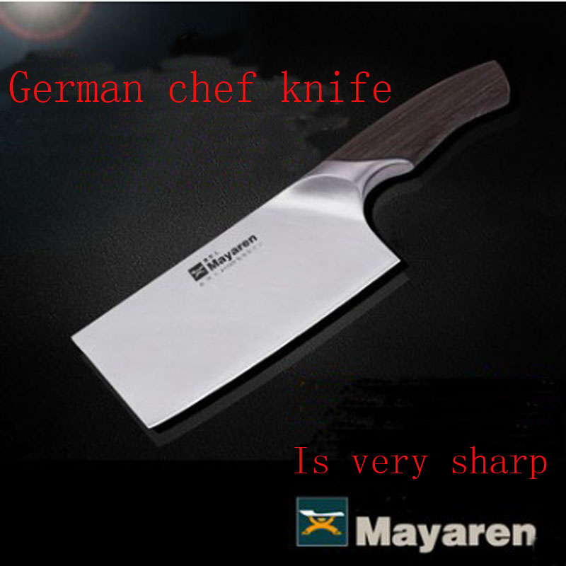 LD Quality stainless steel Japanese style chef cooking present slicing chef font b knife b font