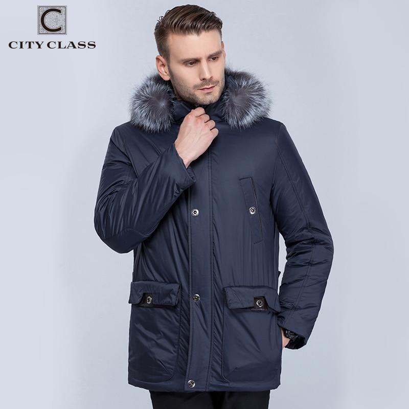 STADT KLASSE Neue Heiße Dicke Warme Winterjacke Männer Mantel - Herrenbekleidung - Foto 3