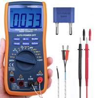 Honsene Digital Multimeter WH5000A  TRMS 6000 Zählt Volt Meter Manuelle und Auto Ranging; Maßnahmen Spannung Tester.-in Multimeter aus Werkzeug bei