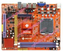 Desktop motherboard sy-i5g41-l v7.0 g41 motherboard ddr3 sets were small