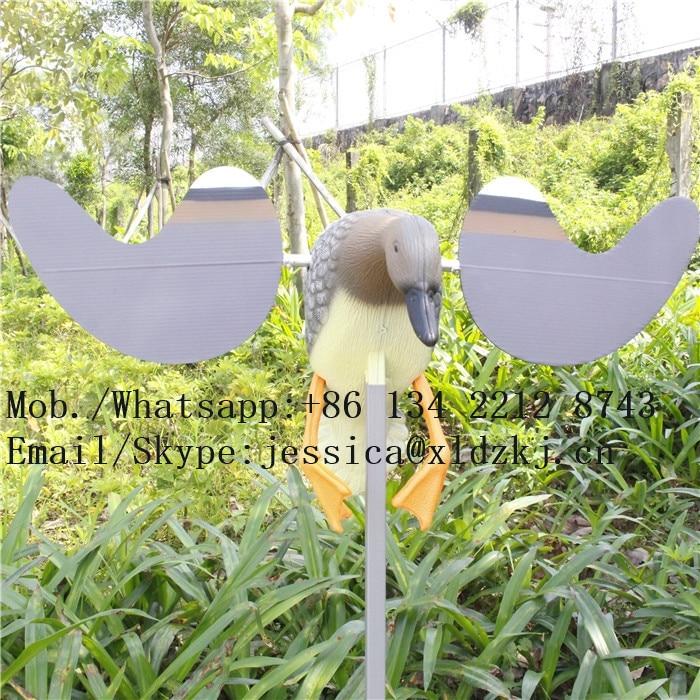 ФОТО Plastic Hunting-Duck Motorized Remote Control Duck