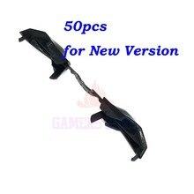 50 個黒バンパートリガー RB LB Xbox 1 エリートコントローラ 3.5 ミリメートルイヤホン Verison