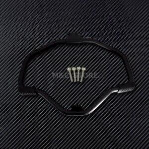 Image 5 - 오토바이 고속도로 크래시 바 프론트 엔진 가드 블랙 & 크롬 할리 스포츠 스터 1200 883 xl 48 72 xl1200 xl883n 2004 2017