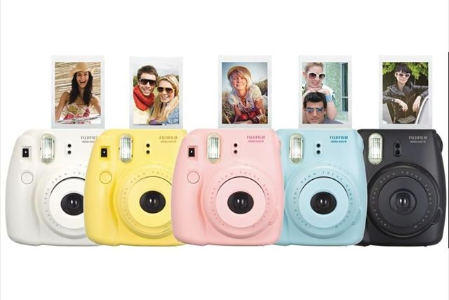 Aliexpress.com : Buy 5pcs/set Colorful Fujifilm Instax Mini 8 7s ...