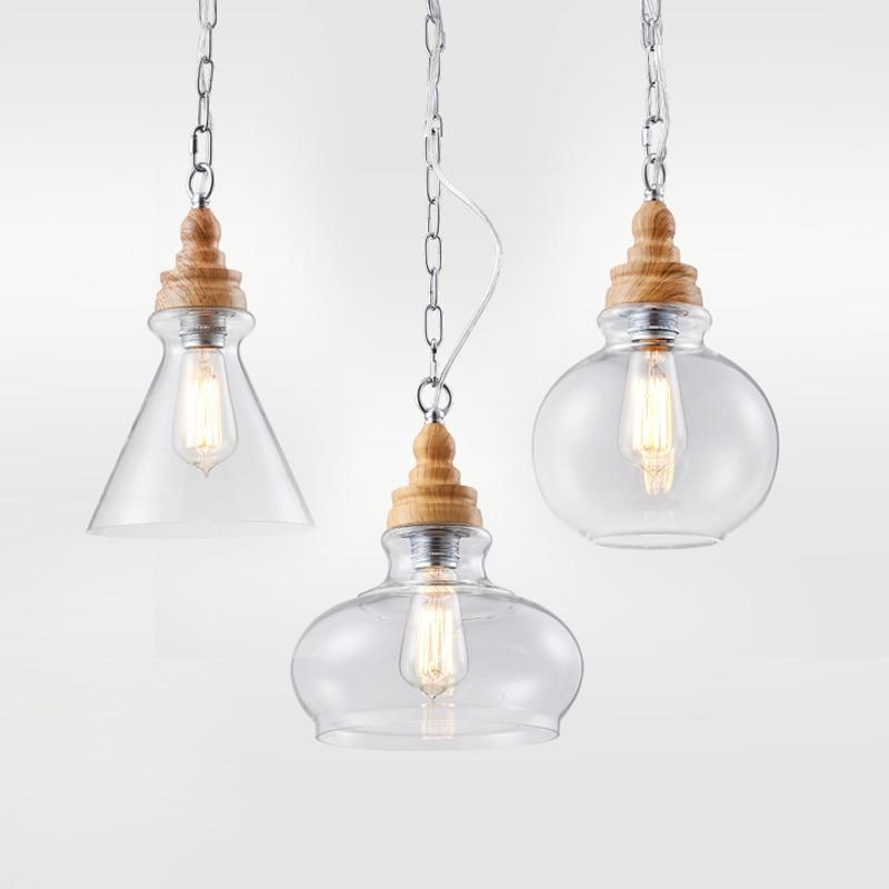 Minimalistische Bar Lampara Colgante Retro Europäischen Stil Licht - Innenbeleuchtung