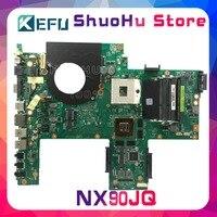 KEFU Voor ASUS NX90JQ NX90JN ondersteuning I7 REV2.0 laptop moederbord getest 100% werk originele moederbord