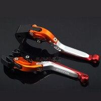 For HONDA CBR 1000RR CBR1000RR 2004 2005 2006 2007 Motorcycle Adjustable Folding Extendable Brake Clutch Levers
