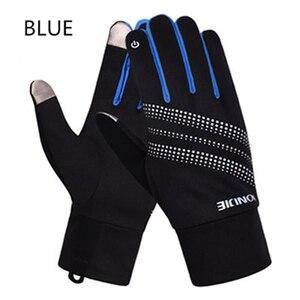 Спортивные перчатки для велоспорта MTB, Зимние перчатки для мужчин и женщин, ветрозащитные Анти-ударные велосипедные перчатки, 2019
