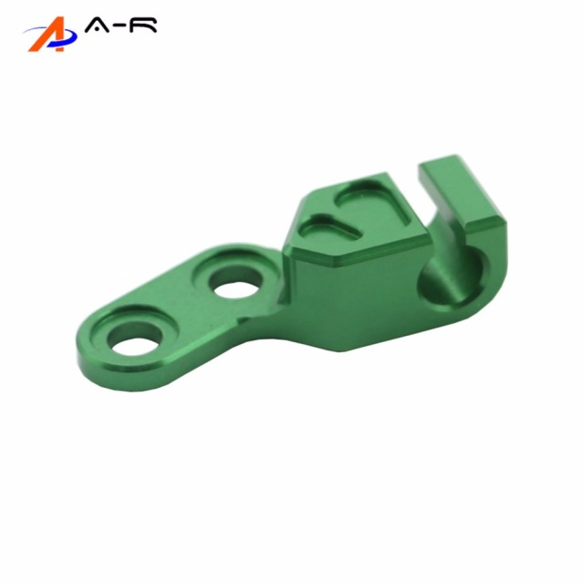 CNC Machined Clutch Cable Wire Guide Holder for Kawasaki KLX250 KLX ...