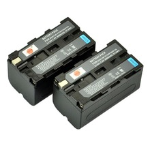 DSTE 2 шт. NP-F750 аккумуляторная батарея для камеры Sony ccd-trv65 ccd-trv66 ccd-trv67 ccd-trv68 ccd-trv715 ccd-trv72 ccd-trv75