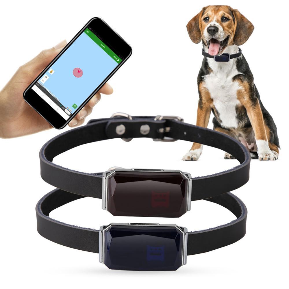 GPS Prático Anti-Perdido Tracer Cão Filhote de cachorro À Prova D' Água À Prova D' Água Mini Rastreamento Animal de Estimação Do Gato Do Cão do Filhote de Cachorro Collar