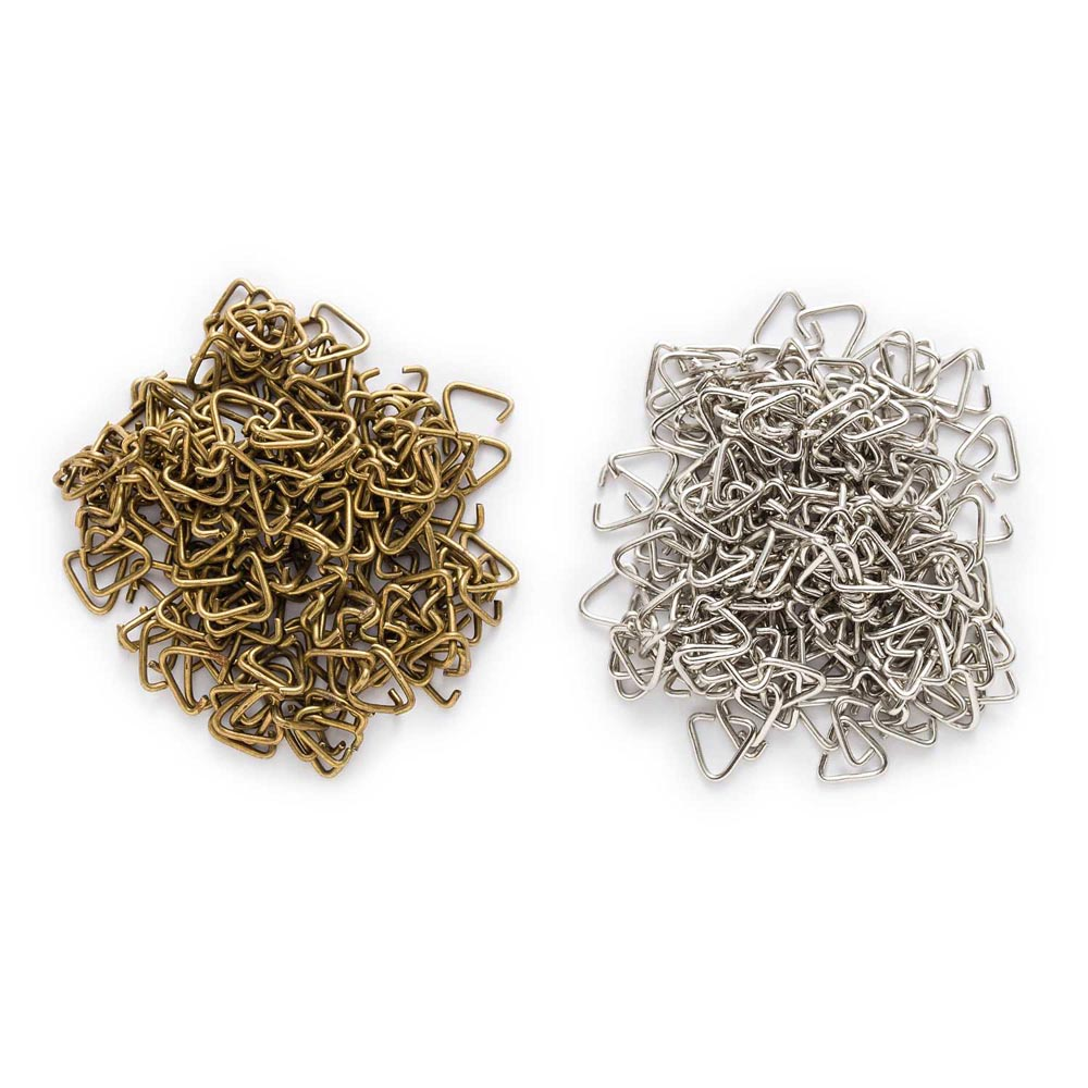 200Pcs 9x8mm Metal Jewelry Findings Open Loops Triangle Jump Rings & Split Ring For jewelry Making DIY Accessories