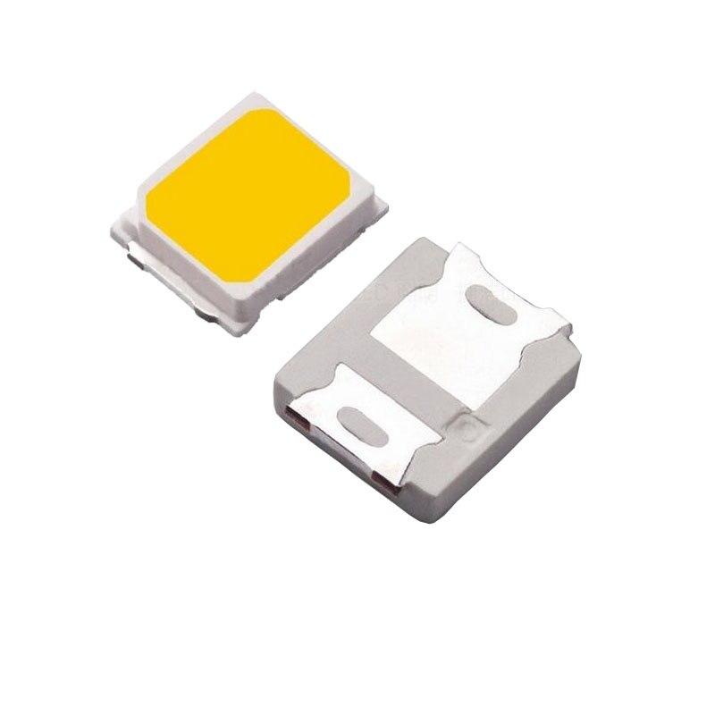 2017 New Arrive Factory Outlet 2835 SMD LED 1W White LED Chip 9V 100ma 3000K 4000K 6000K 110-130lm Shipping Via Regisitered Air