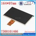 Nuevo 7 ''pulgadas LCD Panel de la Pantalla de Tablet PC 800*480 Pantalla LCD 7300101466 Pantalla LCD HDZ070B0EP50 Envío envío libre 164*97mm