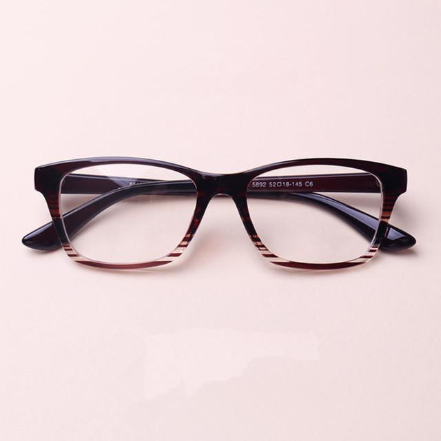 Chashma Sexy Eyewear Grande Quadro TR 90 Olhos de Gato Óculos Moda Óculos de grau Armação