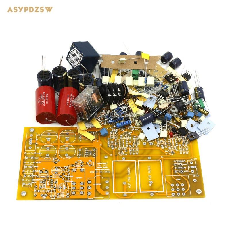 Son de Teana Classique reproduction HD-8-A1-PRO Casque amplificateur de puissance Kit