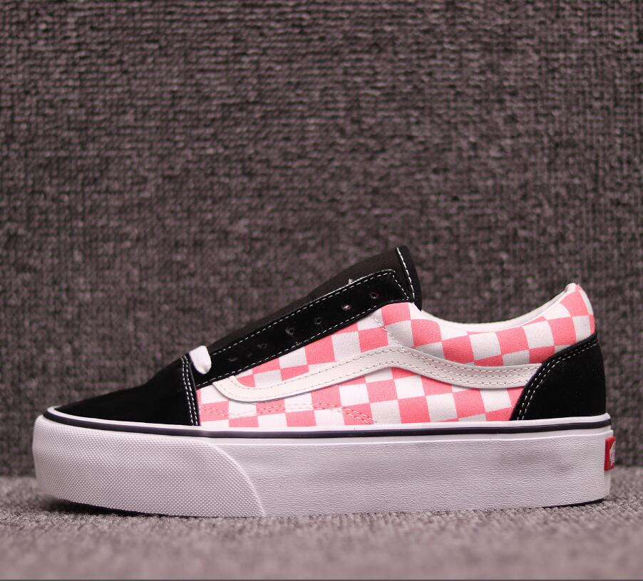vans damen old skool sneakers 40