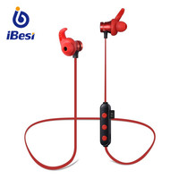 iBesi XT22 Bluetooth Wireless Headphones 5.0 Support TF Card Sport Headset Handsfree Stereo Earphone with Mic for Mobile Phone