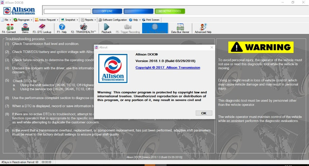 US $112 5 25% OFF Universal Allison DOC Premium 2018-in Software from  Automobiles & Motorcycles on Aliexpress com   Alibaba Group