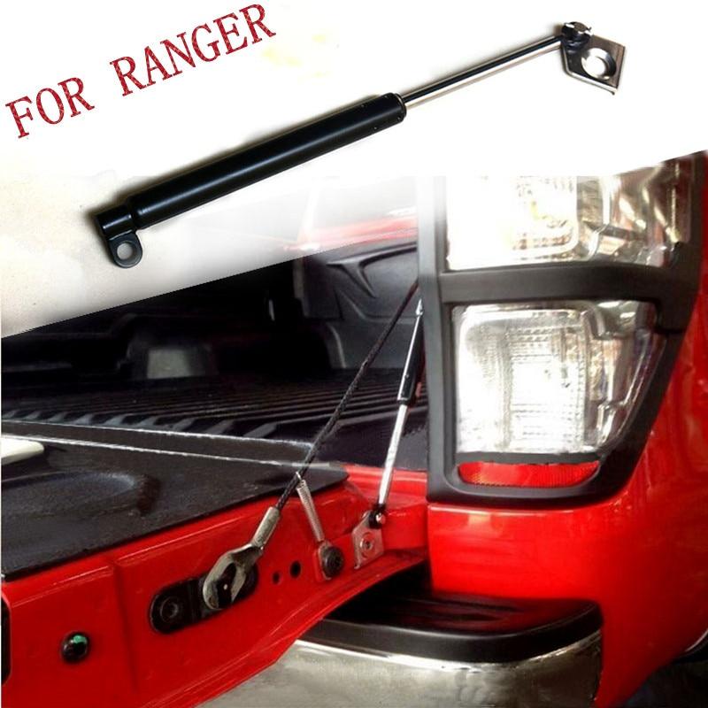 Porte arrière Strut Shock Gaz Ralentir Hydraulique Tige Pour Ford Ranger Wildtrak T6 T7 XL PX XLT 2012-2016 Pour MAZDA BT50