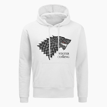 2019 New Hoodie For Men House Stark The Song Of Ice And Fire Winter Is Coming Men's Sportswear Autumn Game Of Thrones Sweatshirt цена
