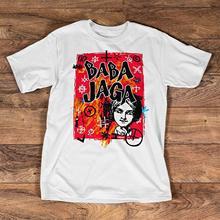 John Wick Shirt - Baba Jaga T for Men and  Summer Fashion Funny Print T-Shirts Male Harajuku Top Fitness Brand Clothing
